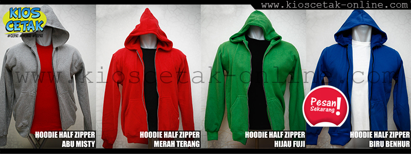 header Jaket Zipper