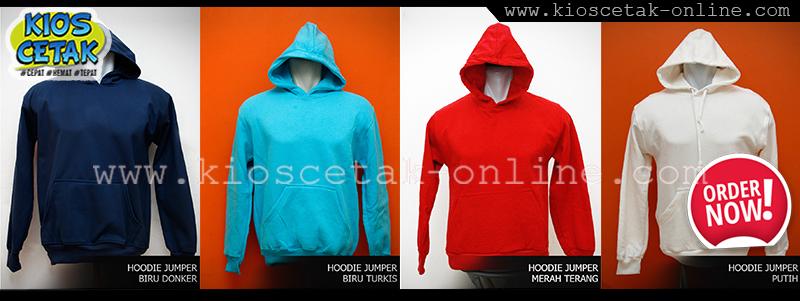 header Jumper hoodie