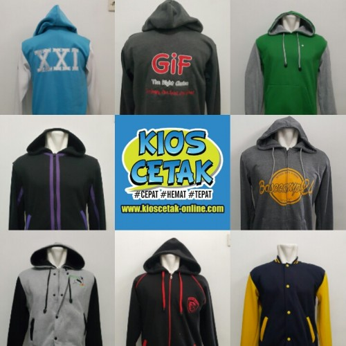 Display Sweater & Jaket
