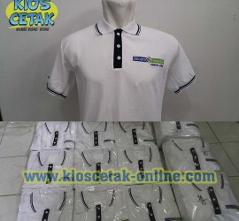 Polo Shirt RS Siloam Kebon Jerukl