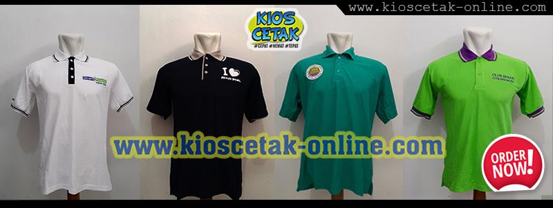 header Polo shirt baru