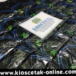 kaos PT. Freeport Indonesia