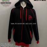 Hoodie zipper MSI Gaming Series