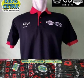 Polo Shirt Nissan, Infinity & Datsun
