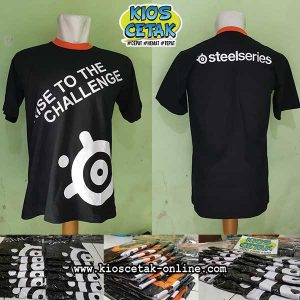 T-Shirt STEEL SERIES