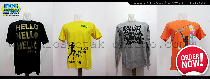 T-shirt atau Kaos
